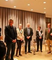 Brüsseler Parlamentarier zu Gast in Holzwickede