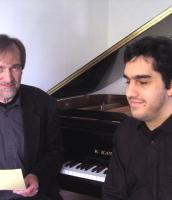 Klavierabend übertraf Erwartungen