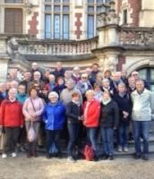Louviers: Frühling und Musik